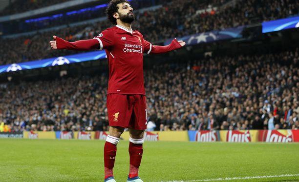Mohamed Salah ratkaisi jälleen.