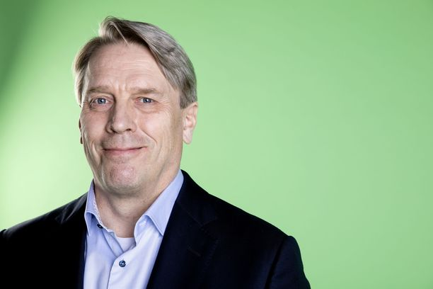 Qt Groupin toimitusjohtajan Juha Vareliuksen on helppo hymyillä.
