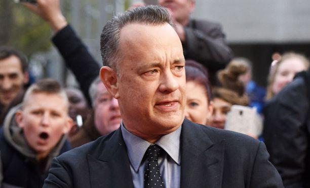Tom Hanks muistaa edesmennyttä äitiään lämmöllä.