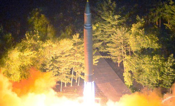 Yhdysvaltojen ja Pohjois-Korean välit ovat kiristyneet uhkaavasti. Kuvituskuva