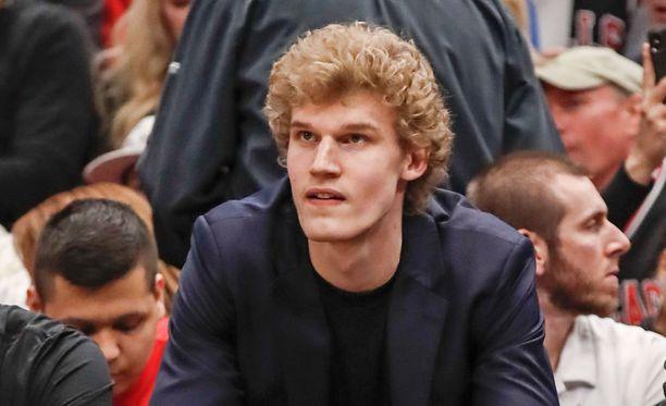 Lauri Markkanen pelasi mahtavan NBA-tulokaskauden.