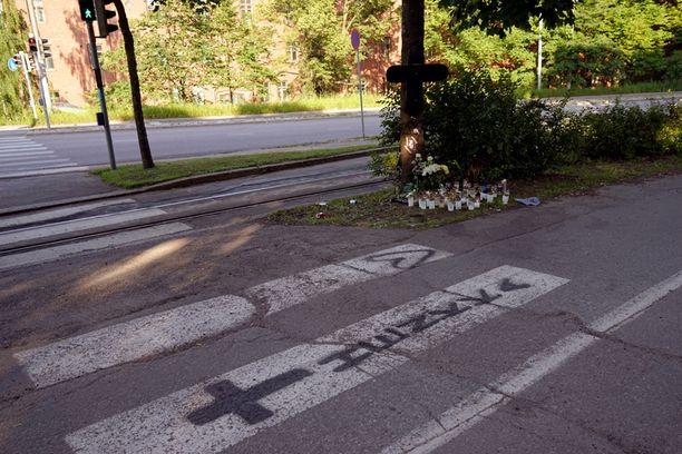 Onnettomuus tapahtui Helsingin Pasilassa, jossa Furu kaatui ja löi päänsä.
