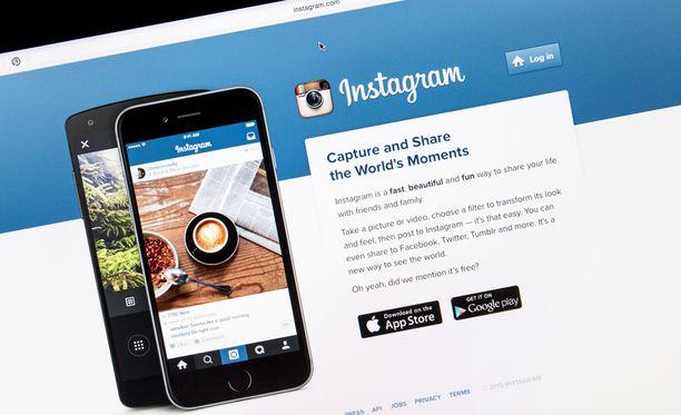 Instagram on kasvanut jo yli miljardin käyttäjän sosiaalisen median palveluksi.
