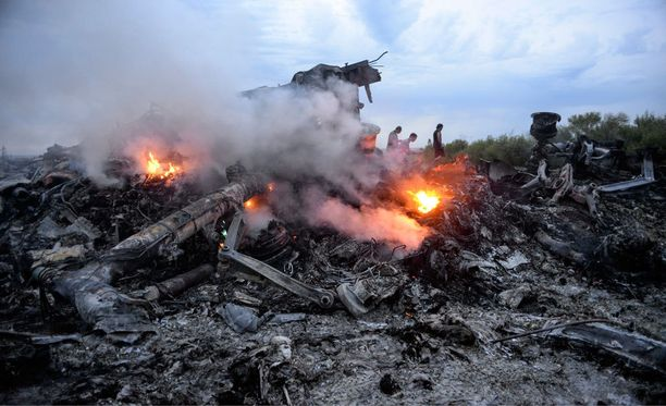 Koneen alasampumisessa kuoli 298 ihmistä.