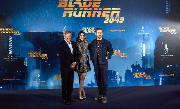 Blade Runnerin pääosissa nähdään menestyksekkäitä Hollywoodin ykkösnimiä.