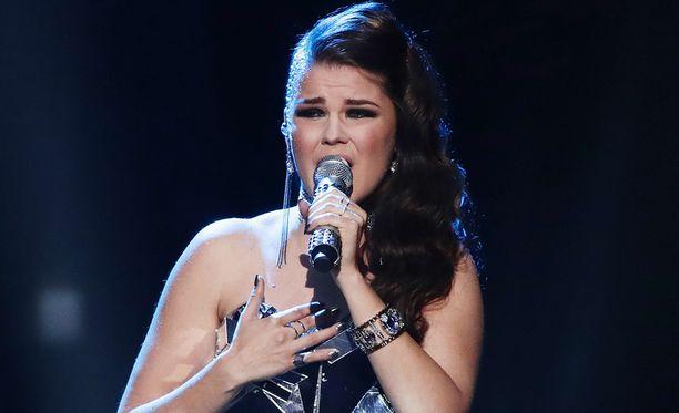 Saara Aalto on lähellä X Factor -ennätystä.