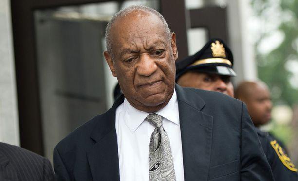 Tv-tähti Bill Cosbya syytetään seksuaalirikoksista.