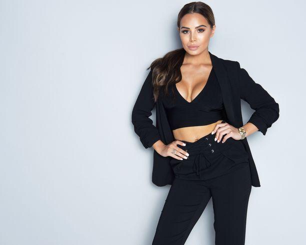 Sofia Belórf on työskennellyt muun muassa fitness-yrittäjänä ja mallina.