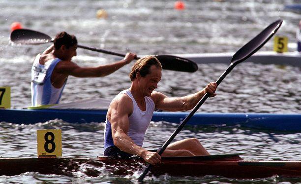 Olympiavoittonsa lisäksi myös MM-kultaa voittanut Mikko Kolehmainen oli 1990-luvun suuria suomalaisurheilijoita.