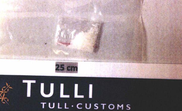 Kristallihuumerikosvyyhdin tutkinnan yhteydessä poliisille selvisi huumeiden erikoinen käyttötapa ensimmäistä kertaa.