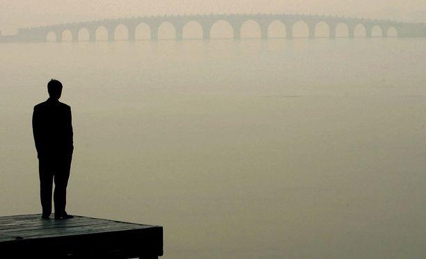 Peking peittyy etenkin talviaikaan sankkoihin saastepilviin.
