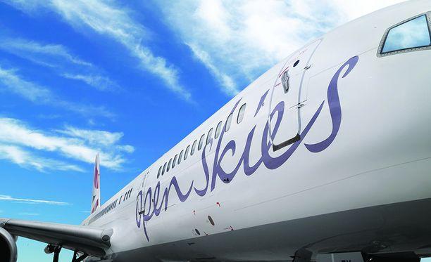 Open Skies on British Airwaysin tytäryhtiö.