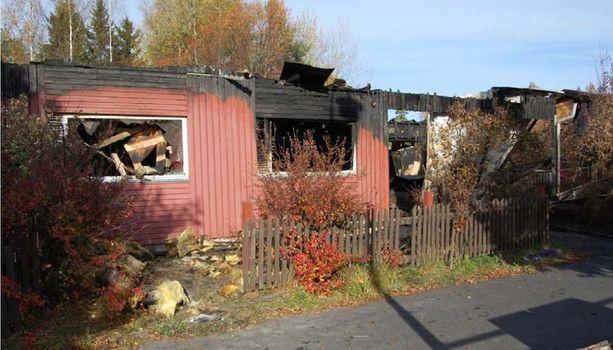 Naantalissa tapahtuneessa omakotitalon palossa kuoli viisi nuorta syksyllä 2009.