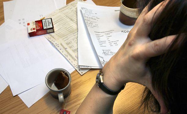 Pienyrittäjien ahdinko helpottaa, kun velkaantumisesta voi selvitä jatkossa myös velkajärjestelyllä.