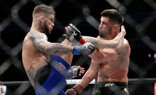 Dominick Cruzin ja Cody Garbrandtin matsi oli UFC 207 -illan kohokohtia.