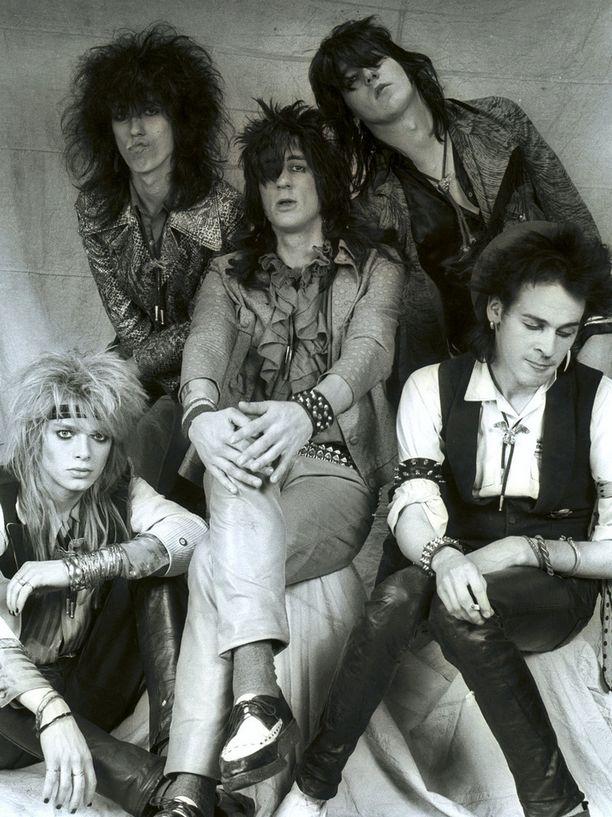 Nasty Suicide oli Hanoi Rocksin kitaristi.