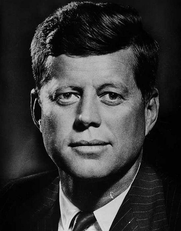 Kohukuva John F. Kennedystä ei ollutkaan aito.
