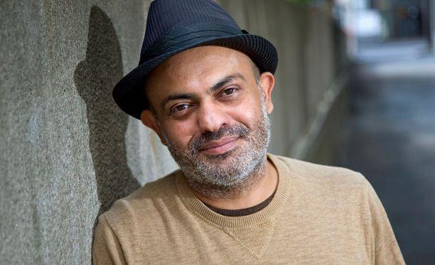 Hassan Blasim on valmistunut Irakissa elokuvaohjaajaksi.