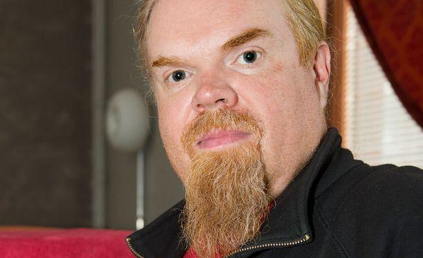 Timo Isomäki ei jaksa vapaa-ajallaan käydä festareilla.