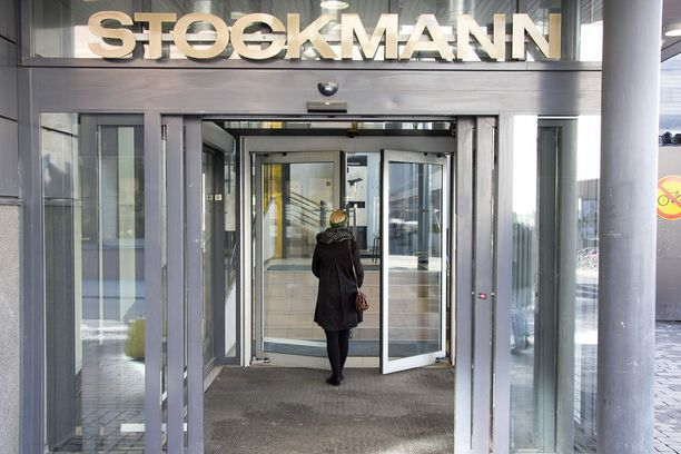 Ikävä välikohtaus tapahtui Tampereen Stockmannilla.