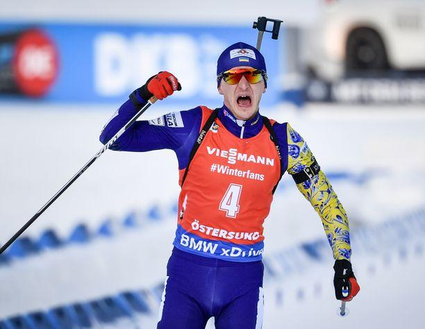 Dmitro Pidrutshni jätti yllättäen MM-normaalimatkan väliin.