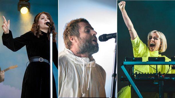BEHM, Liam Gallagher ja Vesala esiintyvät näillä näkymin suomalaisfestareilla kesällä 2021.