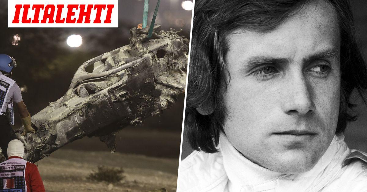 Verinen F1-painajainen oli toistua  Helmut Koiniggin elämä...