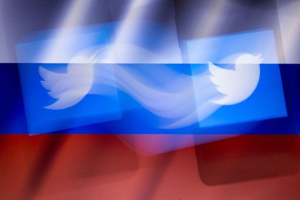 Tutkimusten mukaan kolme prosenttia venäläisistä käyttää Twitteriä.