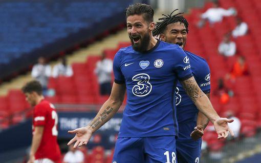 Lontoolainen FA Cupin finaali – Chelsea nitisti ManU:n välierässä