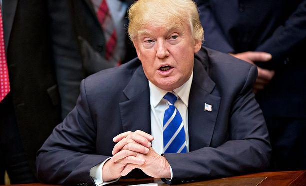 Donald Trump voitti vaalit, joihin Venäjä sekaantui.