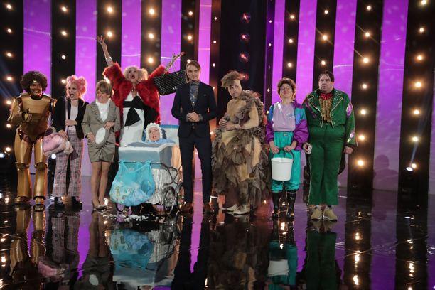 Putouksesta pyörii televisiossa jo 10. kausi.