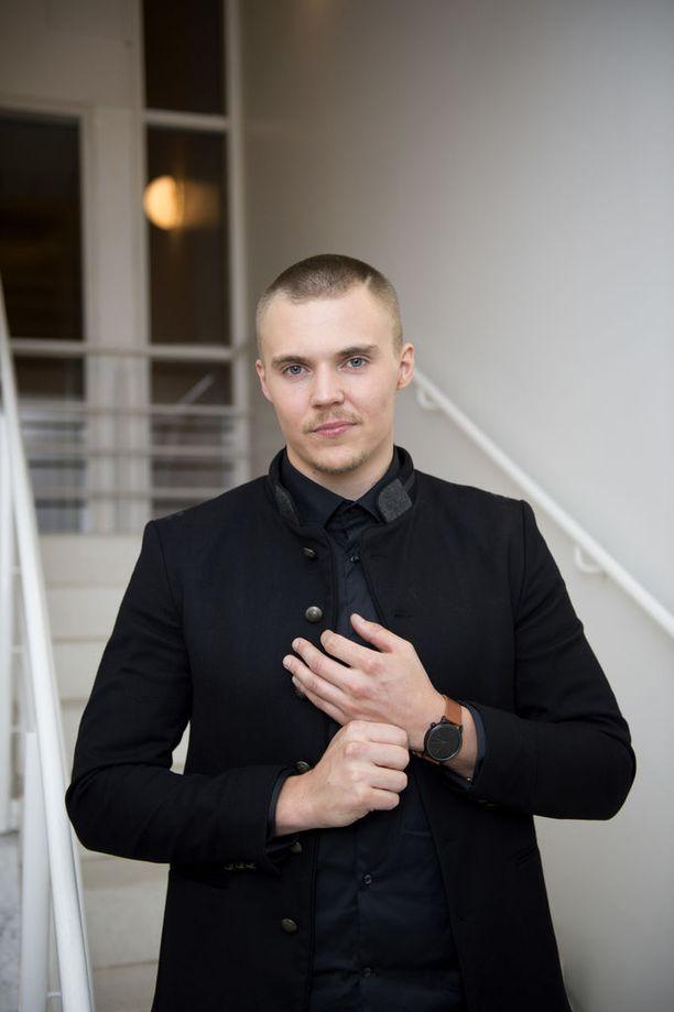Elias Kaskinen palasi juuri takaisin Suomeen.