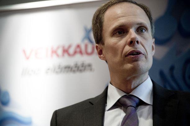 Juha Koponen on aiemmin työskennellyt muun muassa Veikkauksen toimitusjohtajana.