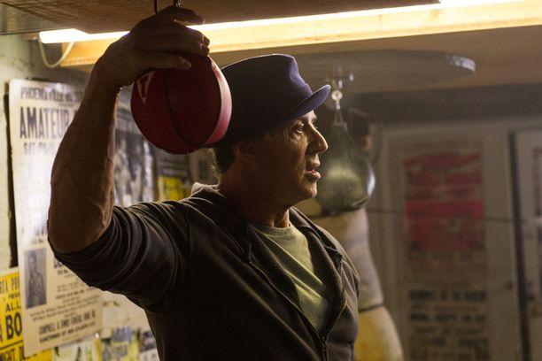 Sylvester Stallone nähtiin Rockyn roolissa seitsemännen kerran Creed-elokuvassa.