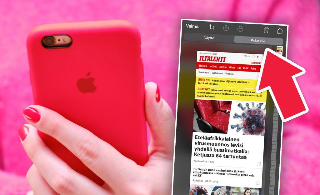 Iphonen kuvaominaisuus ihastuttaa – tähän eivät Android-puhelimet pysty