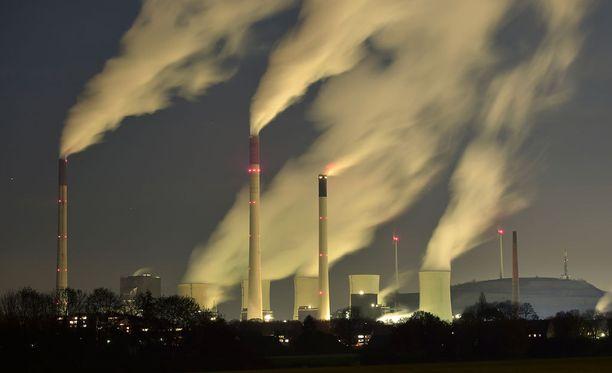 Kivihiilen polttaminen tappaa ja sairastuttaa kymmeniätuhansia eurooppalaisia.
