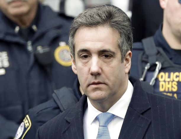 Michael Cohen toimi Donald Trumpin asianajajana vuosina 2006–2018.