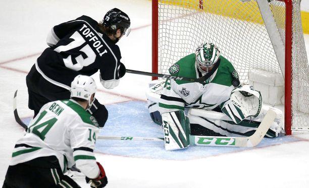 Ottelut NHL:ssä voi olla pelattu Kari Lehtosen osalta.