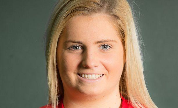 Walesilainen rugbypelaaja Elli Norkett edusti maataan jo nuoresta iästä lähtien.
