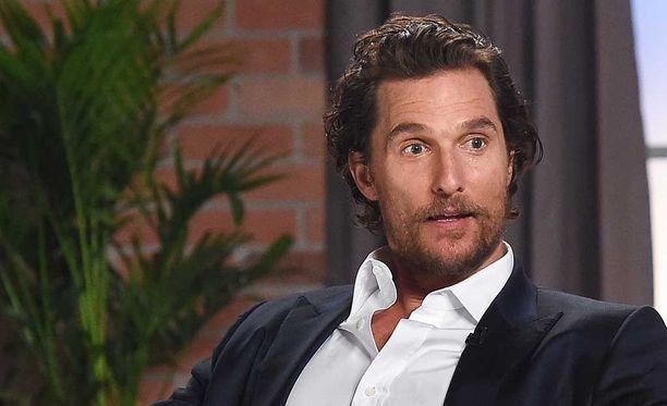People-lehti valitsi Matthew McConaugheyn vuonna 2005 seksikkäimmäksi elossa olevaksi mieheksi.