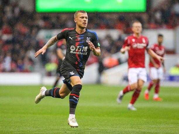 Max Meyer on pelannut lontoolaisessa Crystal Palacessa vuodesta 2018. Sitä ennen Meyer edusti viisi kautta Schalke 04:ää,