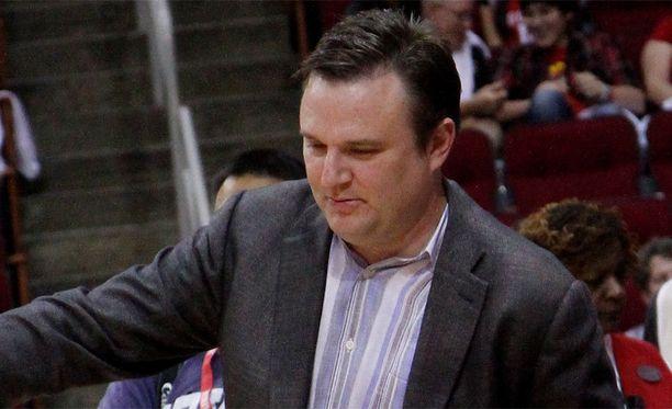Daryl Morey kohahdutti kommentillaan.
