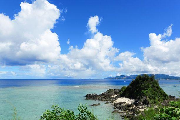 Okinawa on Japanille kuuluva paratiisisaari.