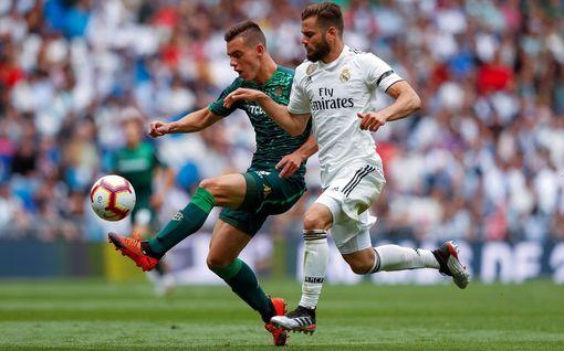 Real Madridin kausi päättyi nöyryyttävään kotitappioon – Betisin voittomaalin teki Moron