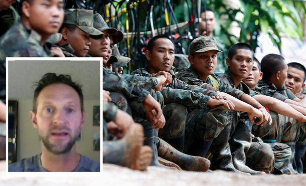 Entinen Navy SEAL -sotilas epäilee, että sukelluspelastus olisi lapsille liian vaarallinen.