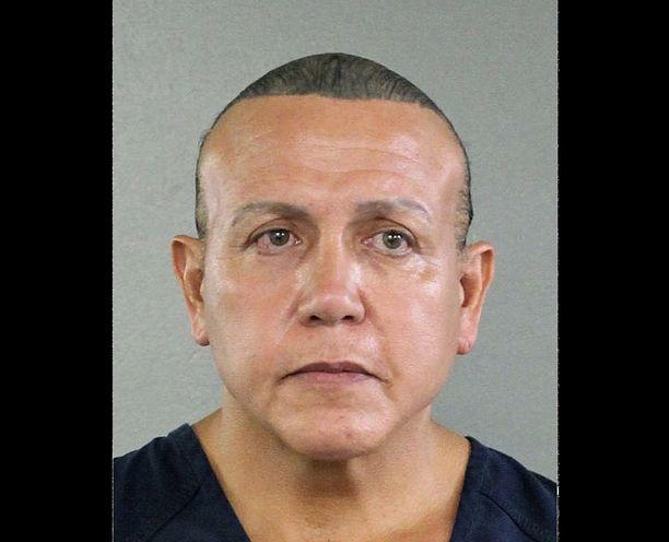 Donald Trumpia ihaileva Cesar Sayoc tuomittiin maanantaina New Yorkissa 20 vuoden vankeusrangaistukseen.