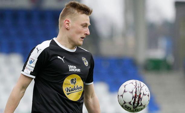 Rasmus Karjalainen siirtyi Kuopioon täksi kaudeksi PS Kemistä.