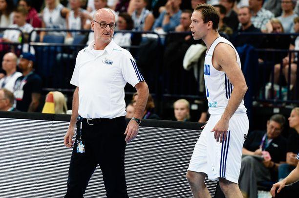 Henrik Dettmann haluaa tiivimpää joukkuepuolustusta.