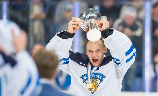 Kaapo Kähkönen nousi turnauksen edetessä ykkösmolariksi.