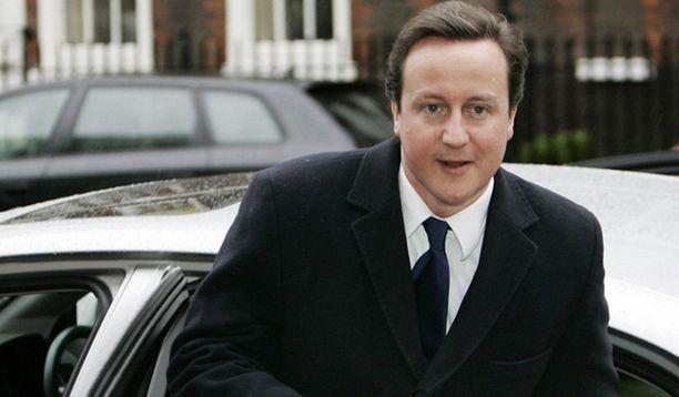 David Cameronilla on kaksi muuta lasta.